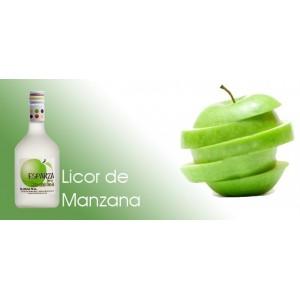 Licor de manzana verde Esparza 0,7l
