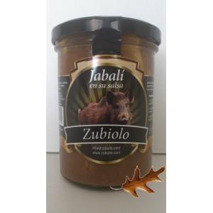 Jabali en su salsa 400g