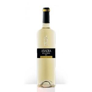 Vino blanco de garnacha Abadía de la Oliva