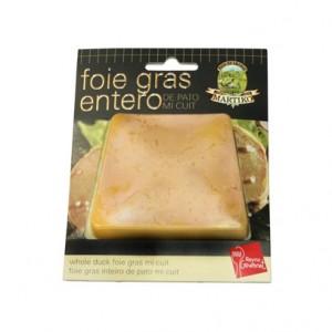 Foie gras de pato Micuit 125g
