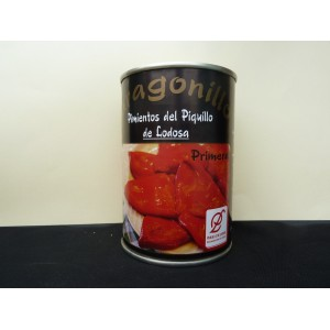 Pimiento de Lodosa 390g Aragonillo